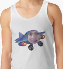 Camiseta de tirantes Tyler el motor a reacción