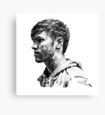 Genesis Project: Male Canvas Print