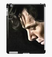 The Contemplative Consulting Detective iPad Case/Skin