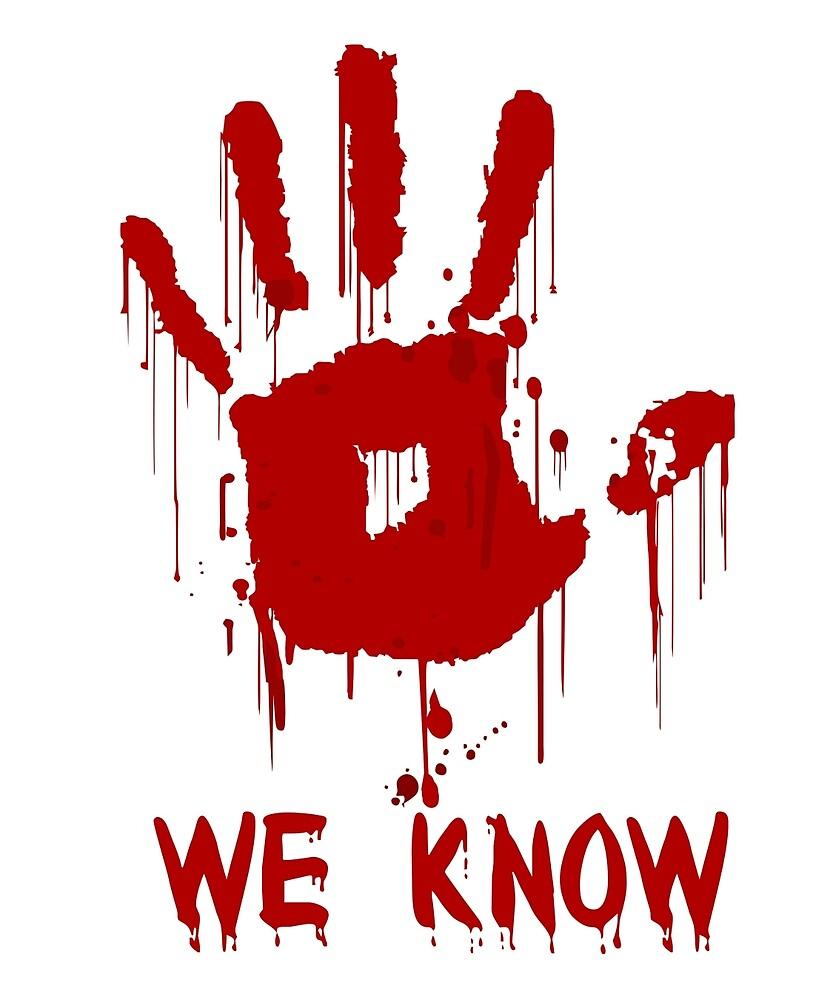 We Know by ndasemkrewak