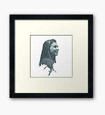Genesis Project: Female Framed Print