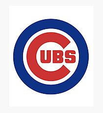 cubs  Photographic Print