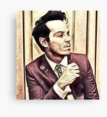 The Handsom Consulting Criminal Canvas Print