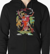 Ace of My Heart Zipped Hoodie