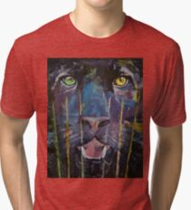 Panther Tri-blend T-Shirt