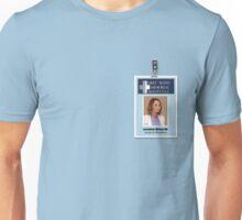 Jo Wilson - ID Badge - Grey's Anatomy Unisex T-Shirt