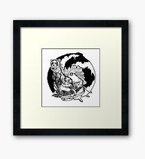 Weasley Framed Print
