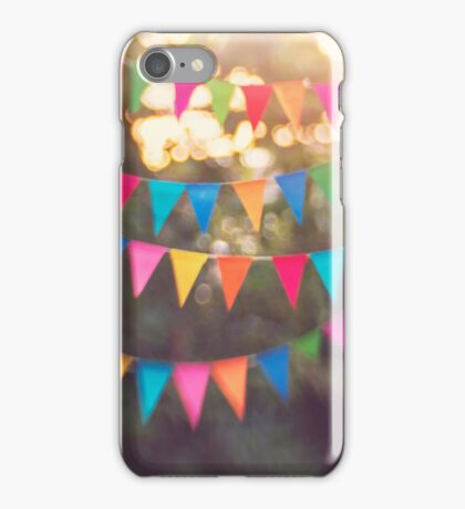 Let the celebrations begin! iPhone Case/Skin