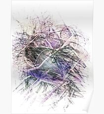 Lilac Eternal Poster