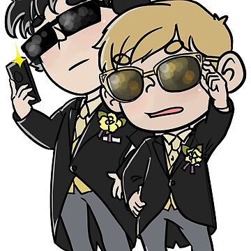Ben & Martin by doctorwhoatson