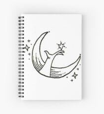Moon Magic Spiral Notebook