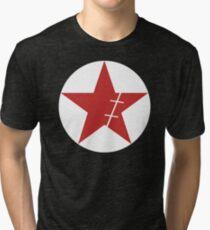 Zoro Crimin Star Tri-blend T-Shirt