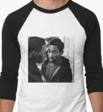 BISHOP AND Q Men's Baseball ¾ T-Shirt