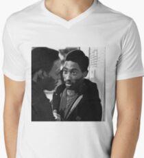 BISHOP AND Q Men's V-Neck T-Shirt