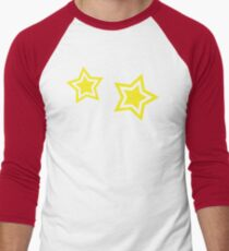 Primal Stars Men's Baseball ¾ T-Shirt