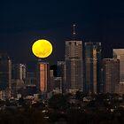 Super Moon by Steve Bass