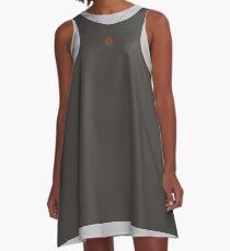 Battlestar Galactica Uniform Tank A-Line Dress