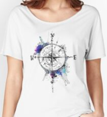 Not all those who wander are lost Women's Relaxed Fit T-Shirt