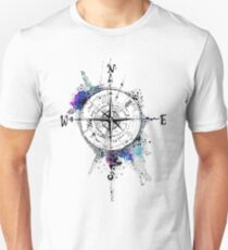 Not all those who wander are lost Slim Fit T-Shirt