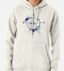 Not all those who wander are lost Pullover Hoodie