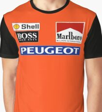 GP2 Tribute - McLaren Graphic T-Shirt