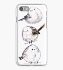 pink borbs iPhone Case/Skin