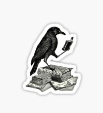 The Raven Sticker