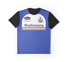 GP2 Tribute - Williams Graphic T-Shirt