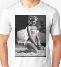 Pinup t-shirt girl lingerie T-Shirt