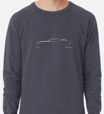 Profile Silhouette GT40 - white Lightweight Sweatshirt