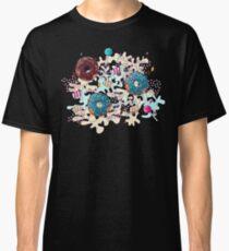 Sweet Blue Camo Classic T-Shirt