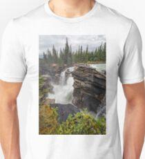Athabasca Falls Jasper National Park Unisex T-Shirt