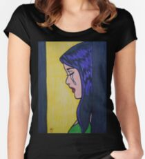 Lonely Women's Fitted Scoop T-Shirt