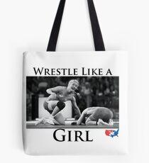 Wrestle wie ein Mädchen Tasche