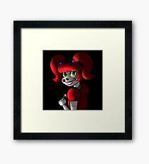 Five Nights at Freddy's - Sister Location Baby Framed Print