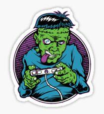 Franken Gamer Sticker
