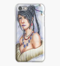 Final Fantasy X – Lulu iPhone Case/Skin