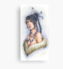Final Fantasy X – Lulu Canvas Print