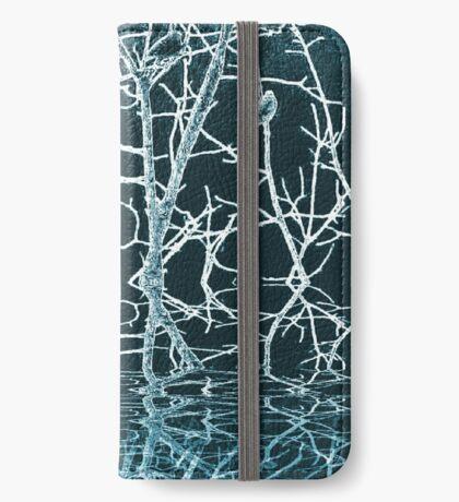Good Night iPhone Wallet