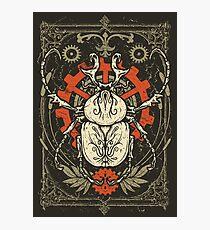 Doom Beetle 1 Photographic Print