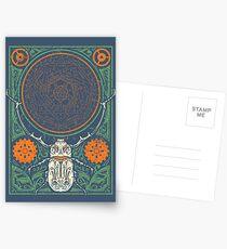 Doom Beetle 3 Postcards