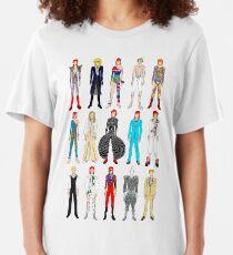 Retro Vintage Fashion 20 Slim Fit T-Shirt
