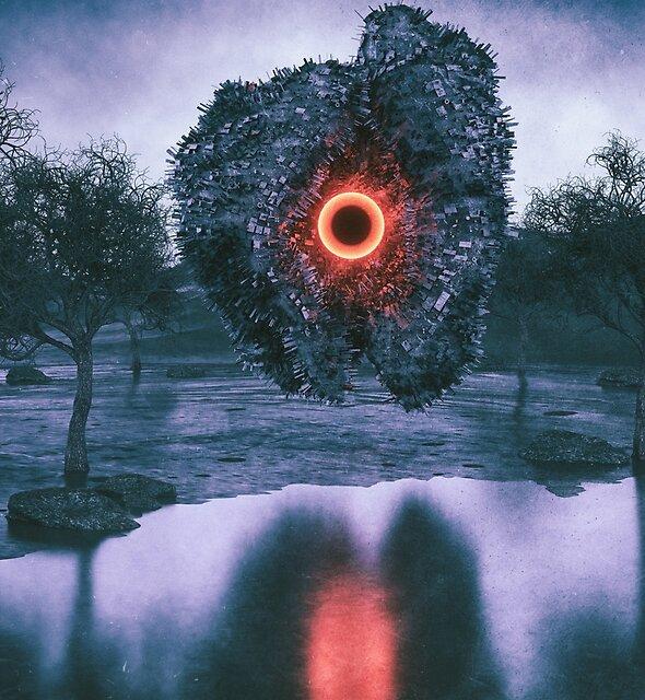 EYE by Adam Priester