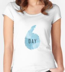 Day6 Women's Fitted Scoop T-Shirt