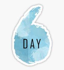 Day6 Sticker