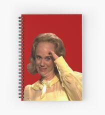 Kristen Wiig: baby hands  Spiral Notebook