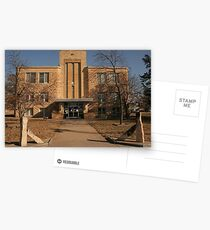 Russell County, Kansas, Courthouse Postcards