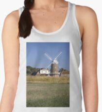 Cley Windmill and reedbeds Women's Tank Top