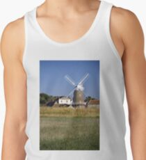Cley Windmill and reedbeds Tank Top