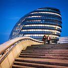 London City Hall by Robert Dettman